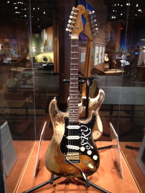 SRV 'Number One' Stratocaster