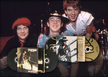 Stevie Ray Vaughan PopMarket Bundle