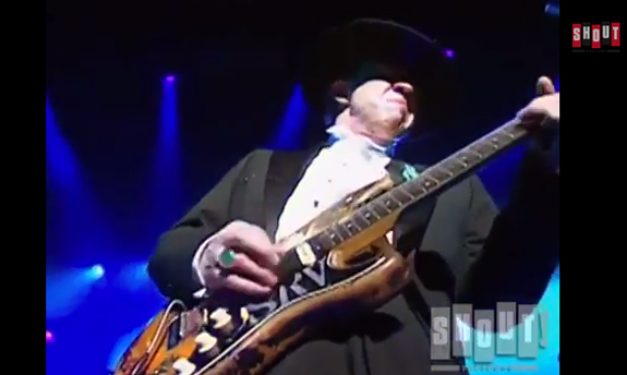 Stevie Ray Vaughan - A Celebration of Blues and Soul: The 1989 Presidential Inaugural Concert
