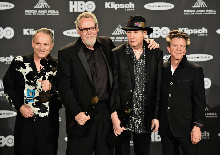 Rock and Roll Hall of Fame induction 2015